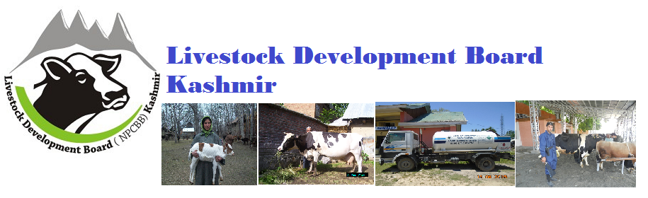 Livestock Development Board Kashmir
